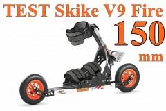 Test nartorolek na oponie 150mm > Skike V9 Fire 150