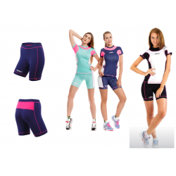 FUSION SHORTS Woman fiolet...